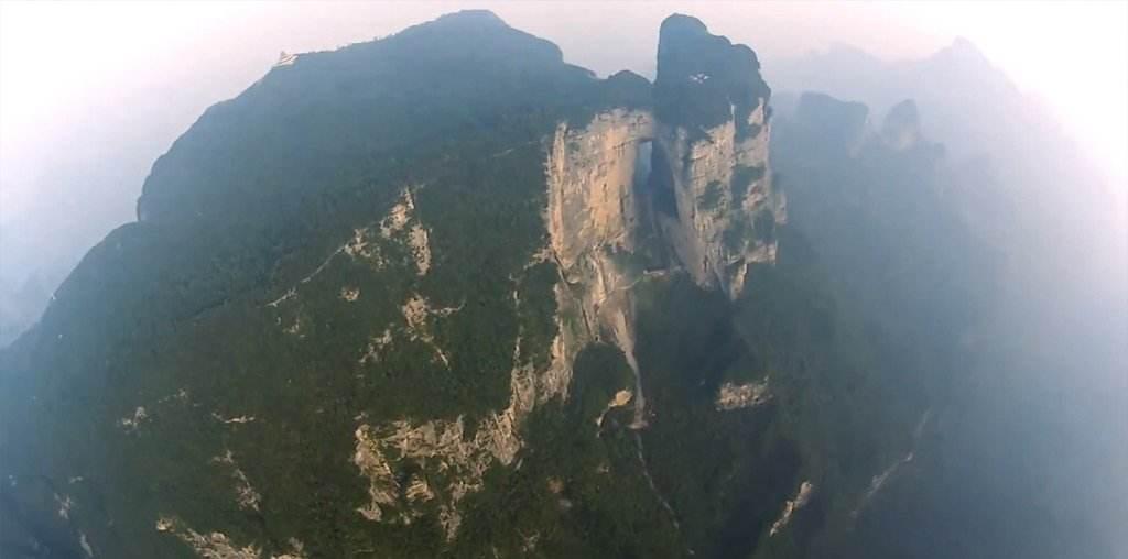 Heavens Gate Tianmen Mountain China