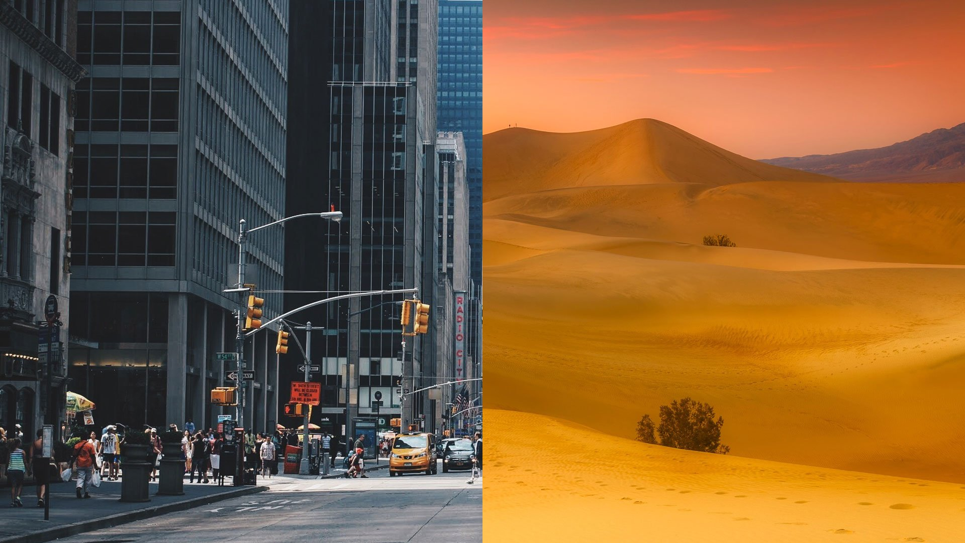 Can You Leave A City For A Desolate Place To Achieve Inner Peace?